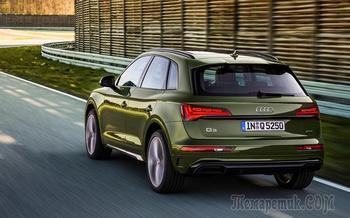 Обновленный Audi Q5: все изменения