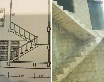 Строители «от Мёбиуса»