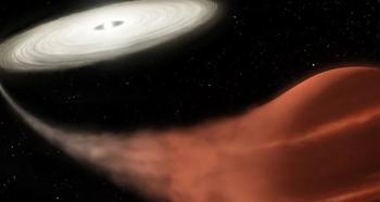 Астрономы Обнаружили «Звезду-Вампира»