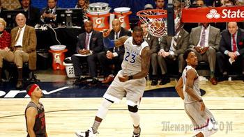 Звезды НБА обновили рекорды