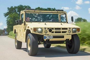 Такой же, но другой: лучшие «пародии» на знаменитый Hummer