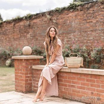 Лондонский блогер Лидии Миллен о фитнесе, стиле и красоте