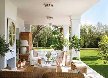 Замечательный сельский домик в Испании