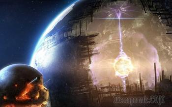 На стройках далеких планет