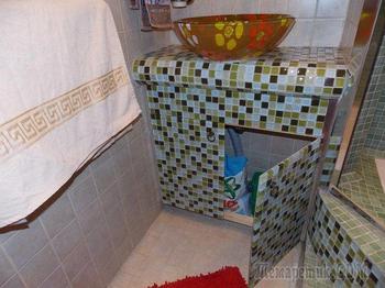 Ванная комната: утро в Венеции