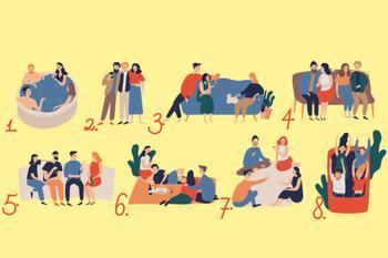 Выберите рисунок и узнайте, в какой дружбе нуждаетесь именно вы