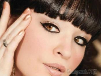 7 ошибок в макияже, которые делают глаза визуально меньше