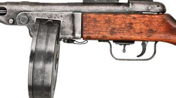 Оружие массового производства. Пистолет-пулемёт Шпагина ППШ-41