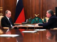 """Путин наградил орденами и медалями более 60 сотрудников """"Роснефти"""""""