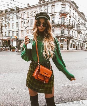 Самые трендовые цветовые сочетания, которые будут на всех модницах осенью 2019