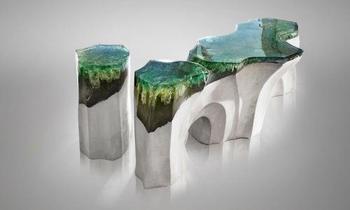 Завораживающая мебель от румынского дизайнера Эдуарда Локоты