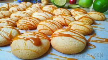 Смели со стола за секунды! Песочное (нежирное) печенье