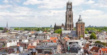 Яркие краски Голландии