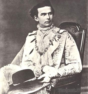 Людвиг Баварский, король-ролевик и косплеер XIX века