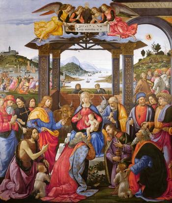 Доменико Гирландайо