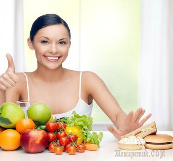 Польза и меню щелочного питания для кислотно-щелочного баланса в организме