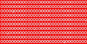 Головоломка на наблюдательность: как быстро вы найдете на картинке все скрытые буквы?