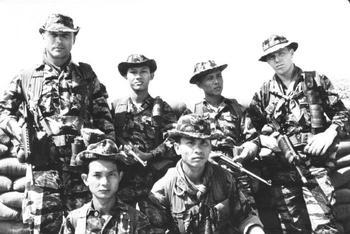 Список соучастников. Кто помогал США во Вьетнамской войне?
