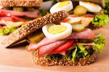 Десять правил здорового питания, которые следует соблюдать