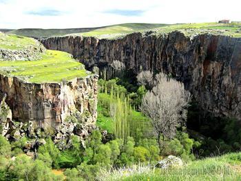 Прикосновение к Каппадокию 6. Долина Ихлара