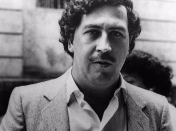 Призрак в доме наркобарона Пабло Эскобара