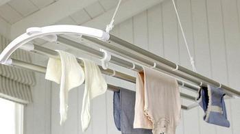 Преимущества электросушилки для белья в квартире