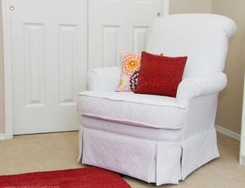 Оригинальный и бюджетный чехол для кресла