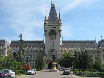 Румыния – страна загадок и легенд чарующих Карпатских гор. Часть 5. Яссы – бывшая столица Молдавского княжества