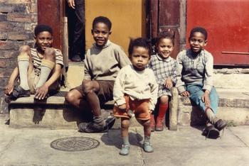 Обаяние трущоб Манчестера в фотографиях Ширли Бейкер 1960-х годов