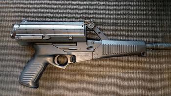 Пистолет-пулемет Calico M960: самое странное оружие американских конструкторов