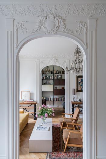 Парижская атмосфера в московском доме