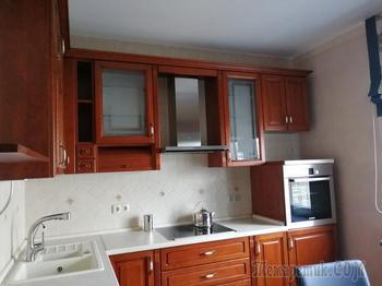 «Ремонт занял шесть лет». Эта сине-коричневая кухня обошлась читателям в 29 тысяч рублей