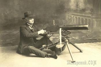 Самые знаменитые пистолеты и оружие конструктора Джона Браунинга