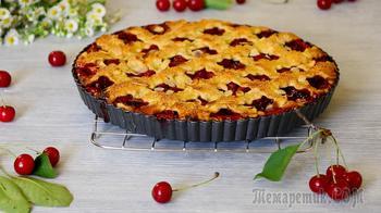 Американский вишневый пирог