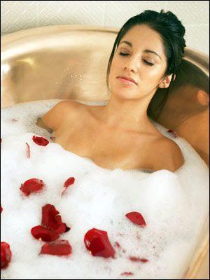 Лечебные ванны от бессонницы