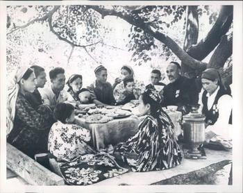 СССР на фотографиях из иностранного архива