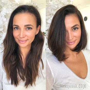 25 женщин до и после стрижки, чьё желание «сделать что-то со своими волосами», закончилось сокрушительной победой