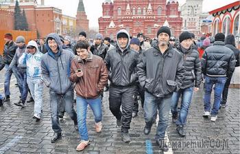 Как живут таджики в Москве