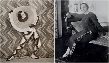 Чем покорила мир парижанка, которая «одевала» русский балет, шила одеяла и вдохновляла кутюрье: абстракционистка Соня Делоне