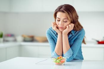 Диеты, которые не помогут надолго избавиться от лишнего веса