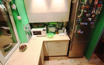 Это кухня мечты. Моей мечты
