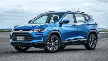 Chevrolet Tracker 2021: из Бразилии в Россию