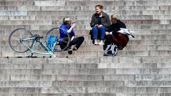 «В Финляндии много странных людей»
