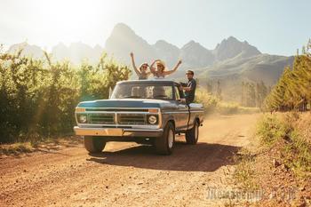 Любовь с кузовом: почему большой пикап – самая бессмысленная машина в мире