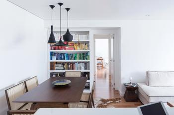 Светлая и стильная квартира в Бразилии