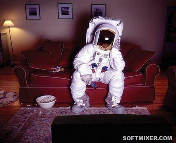 Байки космонавтов: Космический розыгрыш
