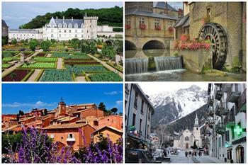 10 «сказочных» городов Франции для тех, кто решил свернуть с заезженных туристических маршрутов