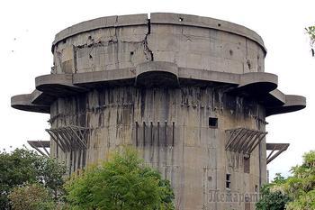 Боевая архитектура: загадочные военные объекты прошлого