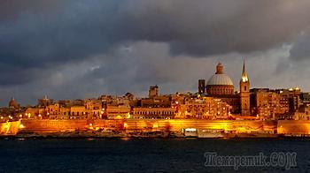 В конце января на Мальте