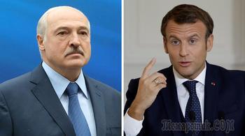 Лукашенко vs Макрон: глава Белоруссии дал советы «незрелому» политику